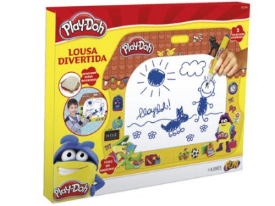 Play-Doh Lousa Divertida
