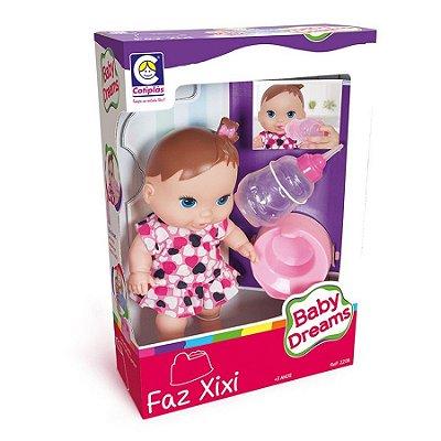 Boneca Baby Dreams Faz Xixi
