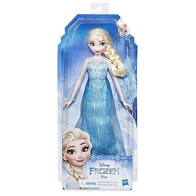 Boneca Frozen - Elsa