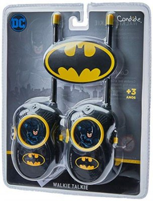 Walkie-Talkie Batman