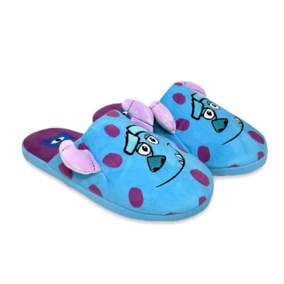 Chinelo 3D Monstros S.A Sulley