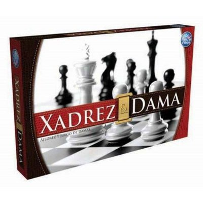 Jogo xadrez e dama