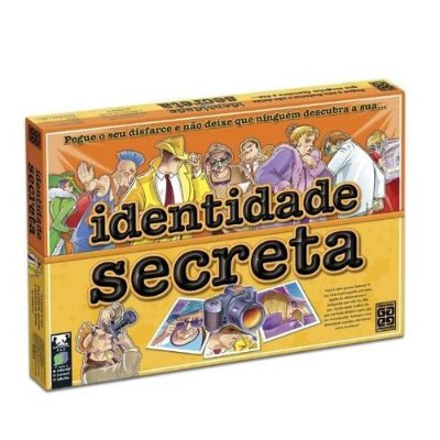 Jogo identidade secreta
