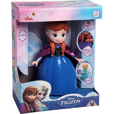 Boneca Frozen Anna