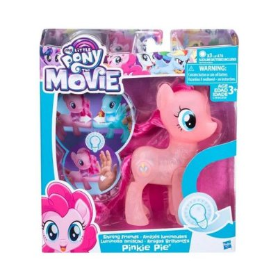 My Little Pony Movie Pinkie Pie brilhante