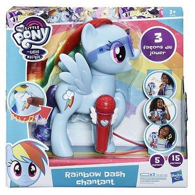 My Little Pony Rainbow Dash que canta