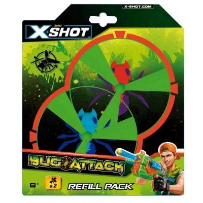 X-Shot Bug Attack Refil