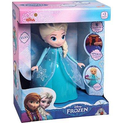 Boneca Frozen Elsa
