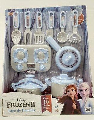 Jogo de Panelas Frozen 2 Grande