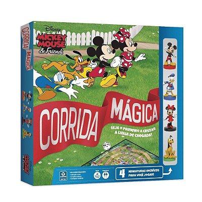 Jogo Corrida Magica Disney - Mickey e amigos