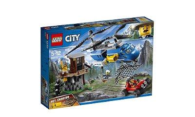 Lego City Detenção na Montanha