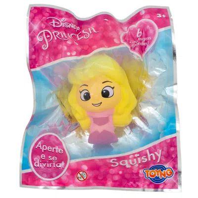 Squishy Princesas - Mini Boneca de espuma