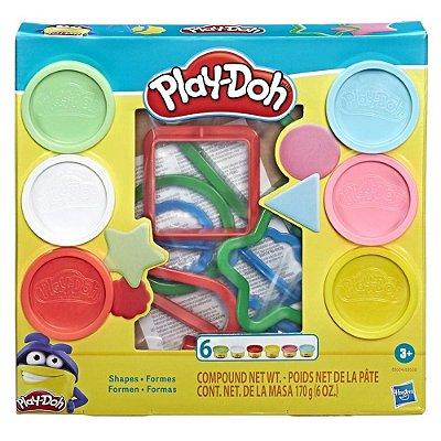Play Doh Formas