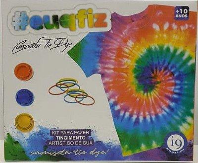 Camiseta Tie Dye Infantil