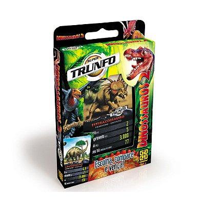 Super Trunfo Dinossauros