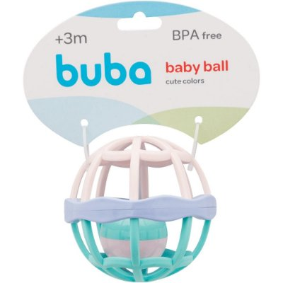 Baby Ball Cute Colors OLORS ROXO/ROSA/AZ BB 11850
