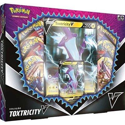 Pokémon Box Toxtricity