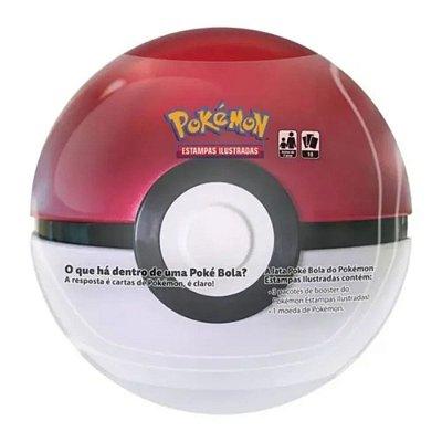 Lata Pokemon Pokebola