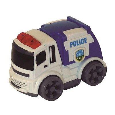 Mini  Carro de Policia