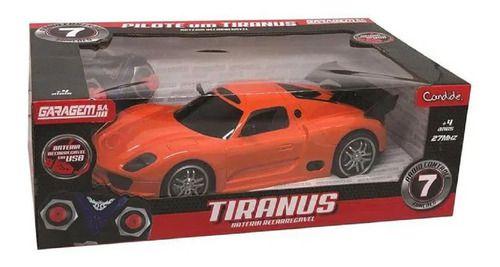 Carro R/C Tiranus