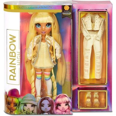 Boneca Rainbow High Fashion - Bradshaw & Madison