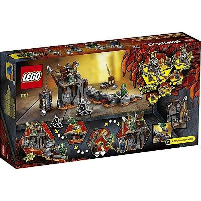 Lego Ninjago Viajem Masmorra Caveiras