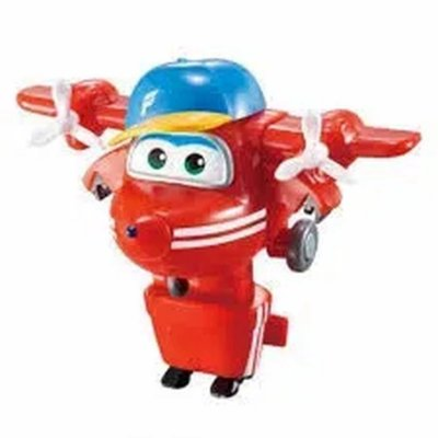 Super Wings Change Up Pers Sortidos