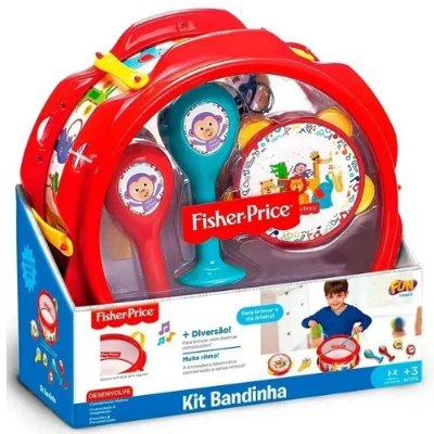 Kit Bandinha Fisher Price