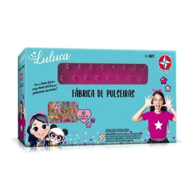 Fabrica de Pulseiras Luluca
