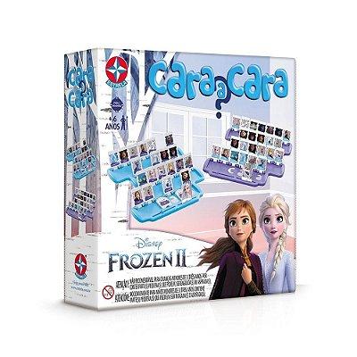 Jogo Cara a Cara Frozen 2