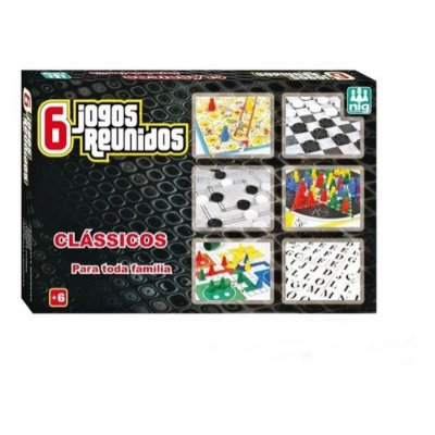 Jogo Reunidos 6 em 1