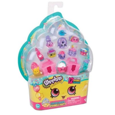 Shopkins Cestas