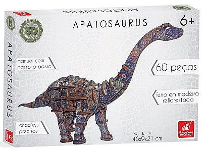 Planet Adventure Apatasaurus 3D
