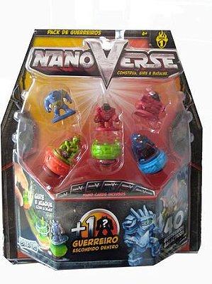 Nanoverse Pacote Surpresa