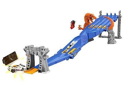 Pista Racers Track Robo Raceway Maisto
