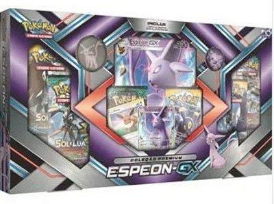 Box Pokemon Umbreon/Espeon GX