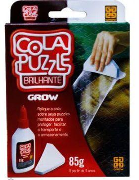 Cola Puzzle Brilhante