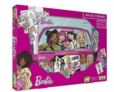 Box De Atividades Barbie