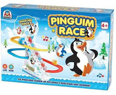 Jogo Pinguim Race