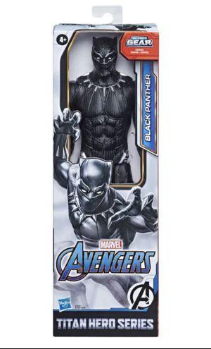 Avengers Blast Gear Pantera Negra