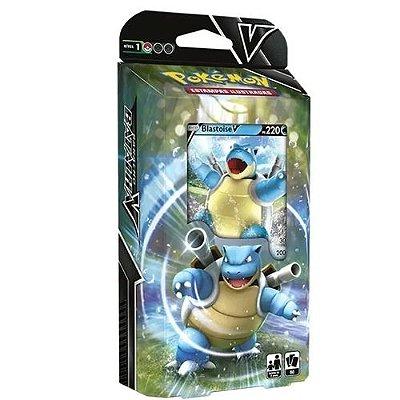 Baralho Pokémon Batalha V - Blastoise