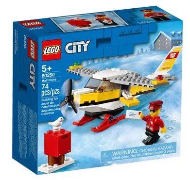 Lego City Avião Correio