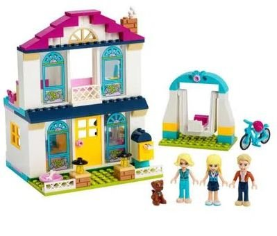 Lego Friends Casa da Stephanie