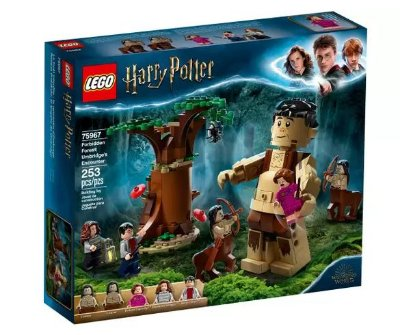 Lego Harry Potter A Floresta Proibida