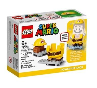 Lego S. Mario Construtor Power Up