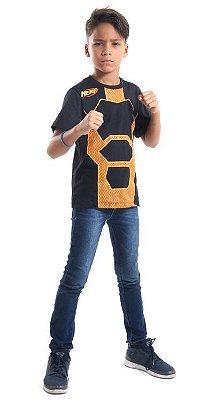 Nerf Acessórios-  Camiseta Laranja