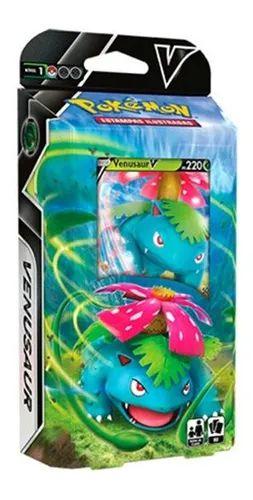 Baralho Pokémon Batalha V - Venasaur