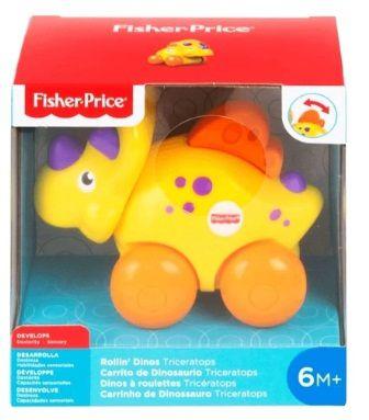 Carrinho Dinossauro Fisher-Price