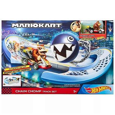 Hot Wheels Mario Kart Conjunto Nemesis