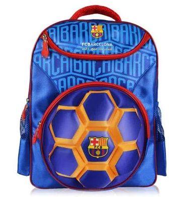 Mochila Infantil 3D Bola Barcelona